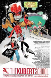 Verso de All-New Wolverine (2016) -28- Orphans Of X Part 4