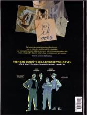 Verso de Brigade Verhoeven -1- Rosie
