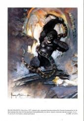 Verso de (Catalogues) Ventes aux enchères - Galerie Laqua - Galerie Laqua - Brian Bolland