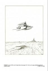 Verso de (Catalogues) Ventes aux enchères - Galerie Laqua - Galerie Laqua - Scott Hampton