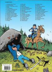 Verso de Les tuniques Bleues -1e07- Un chariot dans l'ouest