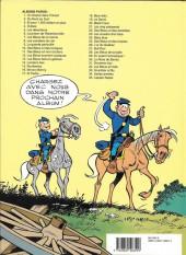 Verso de Les tuniques Bleues -2d93- Du nord au sud