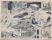 Verso de Les aventures héroïques (Collection) -34- Alerte dans la Lune