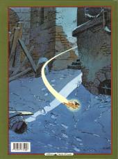 Verso de Peter Pan (Loisel) -1- Londres