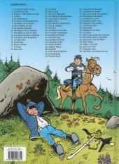 Verso de Les tuniques Bleues -4c2014- Outlaw