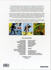 Verso de Valérian -0a2011- Les mauvais rêves
