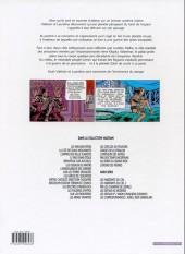 Verso de Valérian -3h2009- Le pays sans étoile