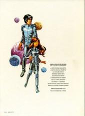 Verso de Valérian -7a1982- Sur les Terres truquées