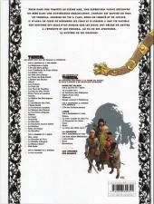 Verso de Thorgal -17c17- La gardienne des clés