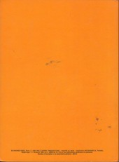 Verso de Mickey Géant (album) -1615bis- Numéro relié de spécial journal de mickey géant n° 1615 bis