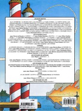 Verso de Lefranc -2f2007- L'ouragan de feu