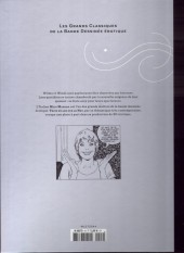 Verso de Les grands Classiques de la Bande Dessinée érotique - La Collection -4468- Trois filles sur le net