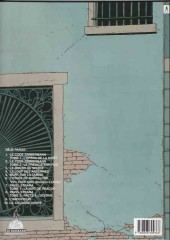 Verso de Victor Sackville -6a1995- L'otage de Barcelone