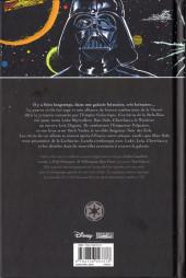 Verso de Star Wars - Classic -7- Tome 7