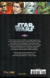 Verso de Star Wars - Légendes - La Collection (Hachette) -5612- Chevaliers de l'Ancienne République - III. Au cœur de la peur