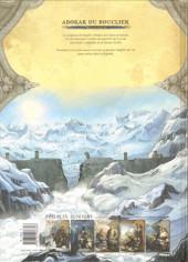 Verso de Nains -10- Abokar du Bouclier
