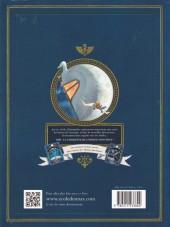 Verso de Le château des étoiles -INT2a17- 1869 : La Conquête de l'espace - Vol.II