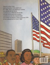 Verso de Martin Luther King