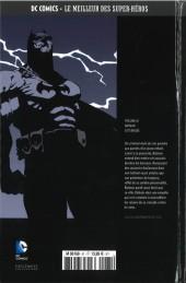 Verso de DC Comics - Le Meilleur des Super-Héros -61- Batman - Cité Brisée