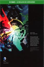 Verso de DC Comics - Le Meilleur des Super-Héros -Premium03- Green Lantern - Tome 3 - Blackest Night