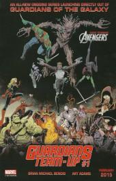 Verso de Spider-Man 2099 (2014) -7- Issue #7