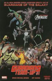 Verso de Spider-Man 2099 (2014) -8- Issue #8