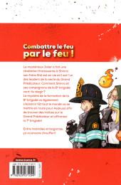 Verso de Fire Force -5- Tome 5