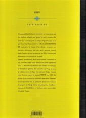 Verso de Constant Souci -a18- Le Mystère de l'homme aux trèfles