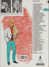 Verso de Ric Hochet -47b1994- Les jumeaux diaboliques