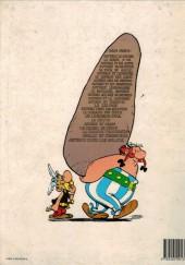 Verso de Astérix -4e1985- Astérix gladiateur