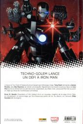 Verso de All-New Iron Man -2- War Machines