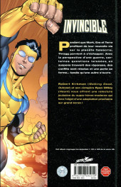 Verso de Invincible -22- Reboot ?