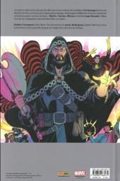 Verso de Doctor Strange et les sorciers suprêmes -1- Les Intemporels
