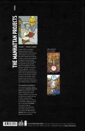 Verso de Manhattan Projects (The) -1- Pseudo-science