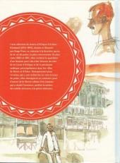 Verso de (AUT) Pratt, Hugo -b2017- Lettres d'Afrique