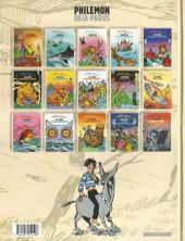 Verso de Philémon (Nouvelle édition) -7c- L'île des brigadiers