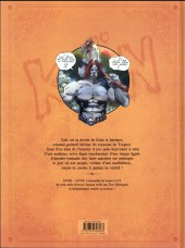 Verso de Krän -INT1- Livre 1