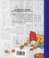 Verso de Tintin - Divers - De Abdallah à Zorrino - Dictionnaire des noms propres de Tintin
