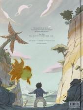 Verso de Le monde de Milo -5- La Fille des nuages 1/2