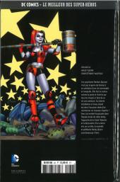 Verso de DC Comics - Le Meilleur des Super-Héros -62- Harley Quinn - Complètement Marteau