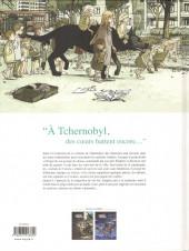 Verso de Les chiens de Pripyat -2- Les Enfants de l'atome