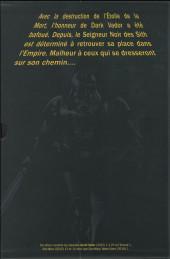 Verso de Star Wars - Dark Vador (Panini Comics - 100% Star Wars) -INT- Absolute Star wars - Dark Vador