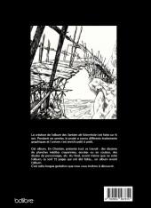 Verso de Les sentiers de Wormhole -HS- En chantier (Art-Book)