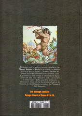 Verso de Savage Sword of Conan (The) (puis The Legend of Conan) - La Collection (Hachette) -6- Les hommes du cercle noir