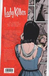 Verso de Lady Killer -2- Les Vices de Miami