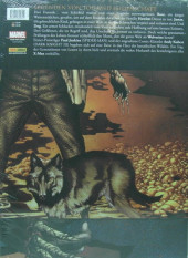 Verso de Wolverine : Origin