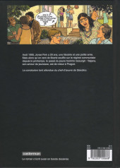 Verso de Jonas Fink -32- Le libraire de Prague