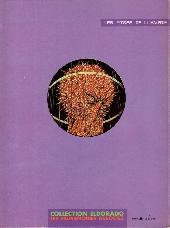 Verso de Les Êtres de lumière -2- Le péril extrazorien