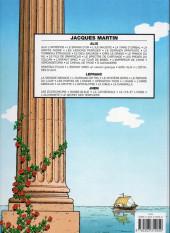 Verso de Alix -8c1997- Le tombeau étrusque