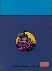 Verso de Surnaturel poche -2- Le piège des pirates fantômes